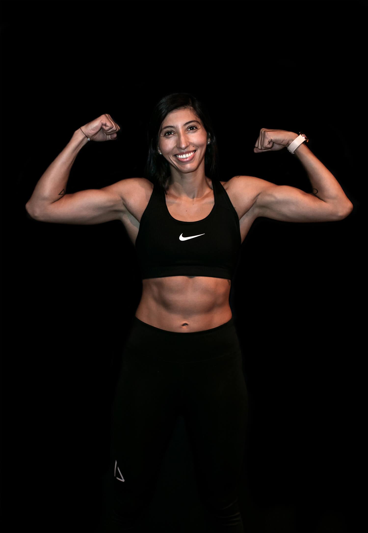 Alejandra Garcia Coach Brigada