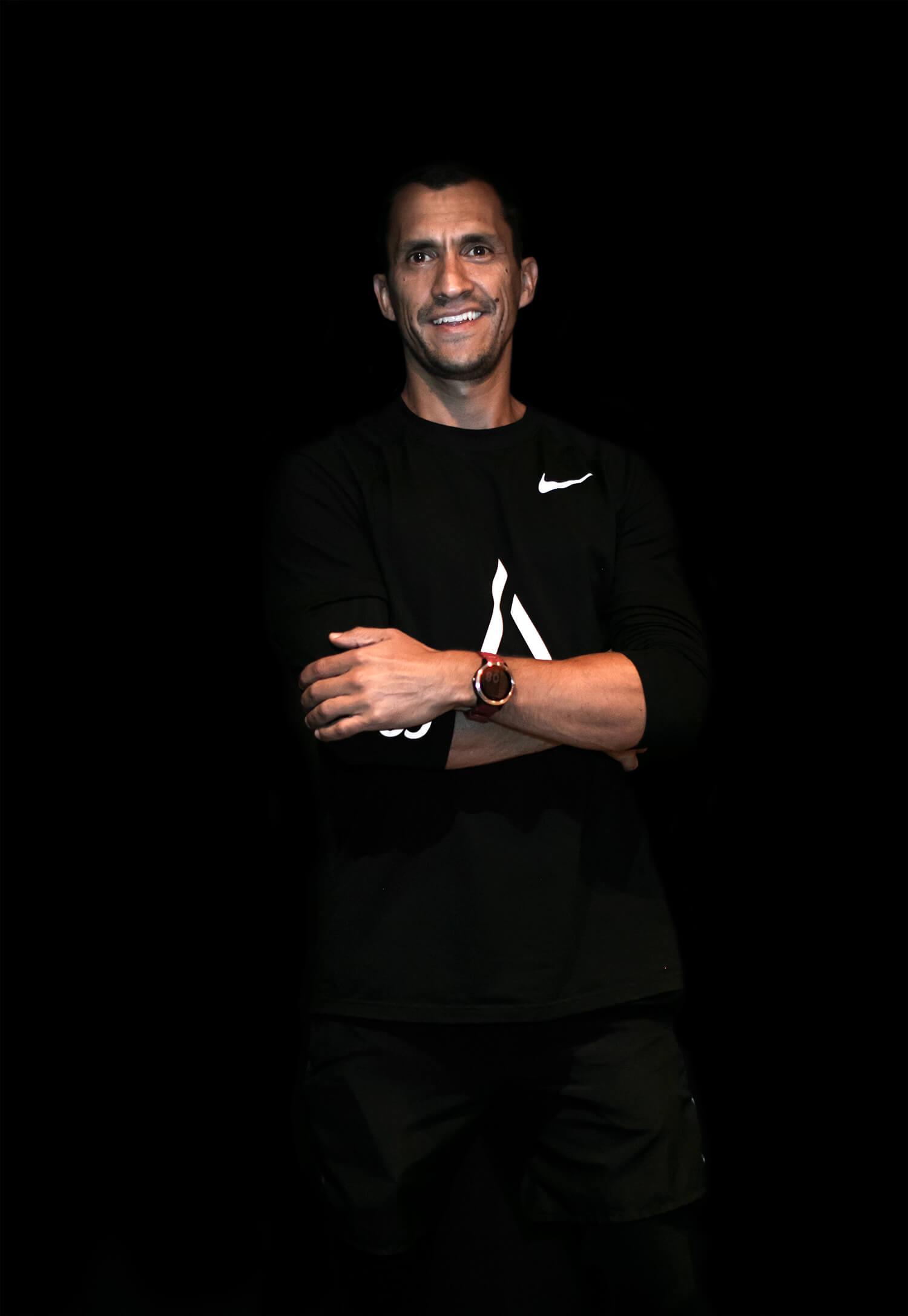 Patricio García Coach Brigada